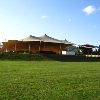 CLUB HOUSE TENT