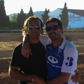 GABRIEL IGLESIAS & ADOLFO CAMBIASO